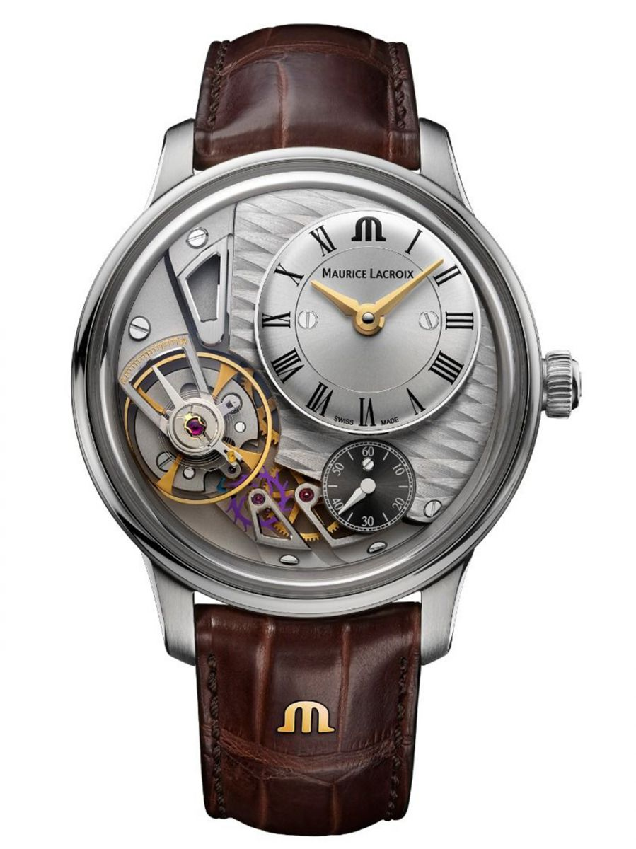 maurice lacroix masterpiece gravity horloge mp6118ss0011151