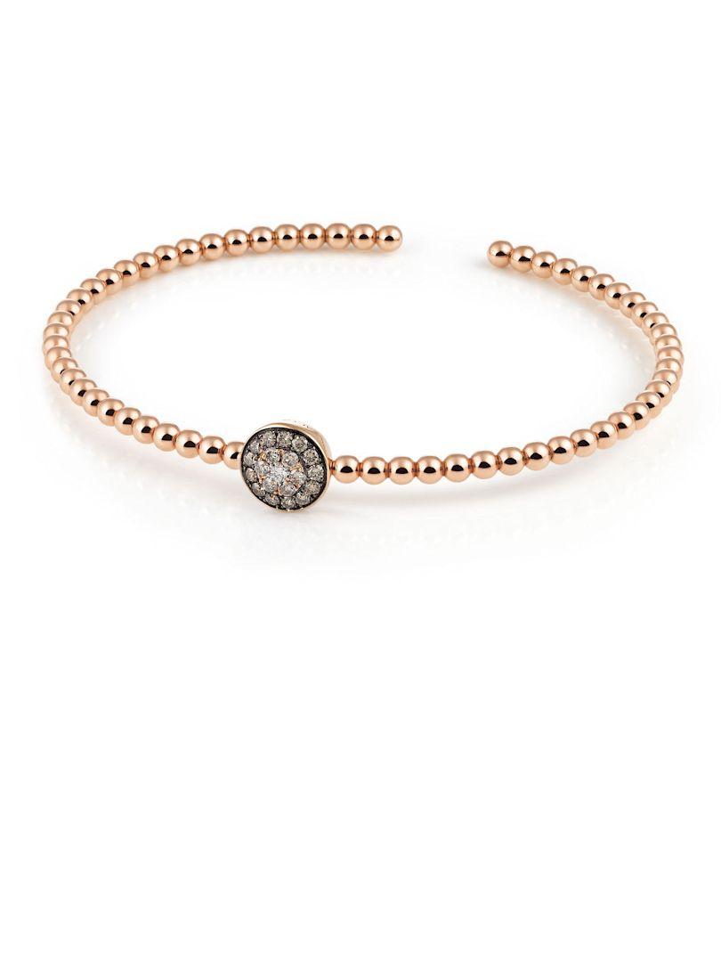 al coro palladio armband metdiamant