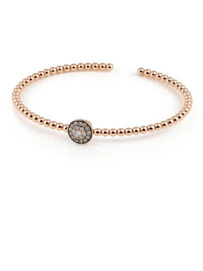 Palladio armband met diamant