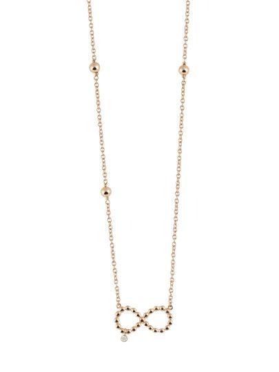 Palladio Infinity collier