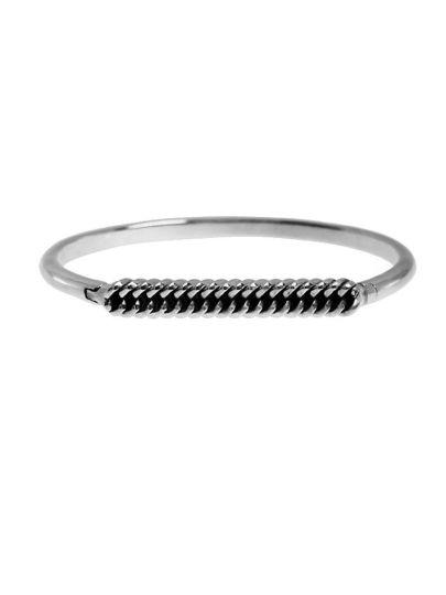Refined Chain Bangle