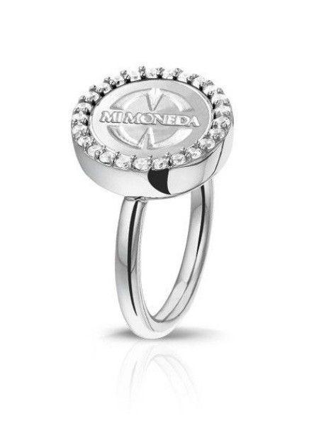 ring carpe diem deluxe silver