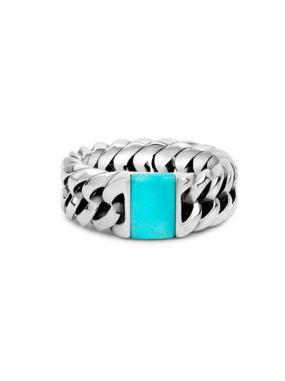 ring Chain Turquoise