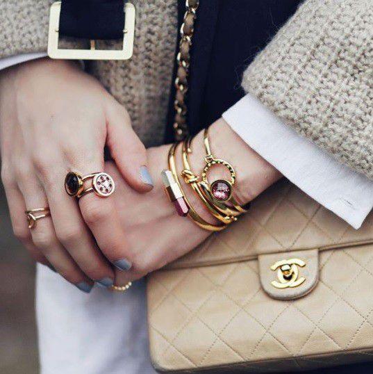 ring la dolce vita rosegold