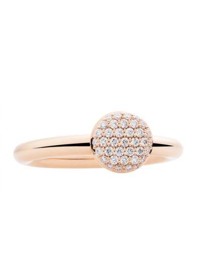 Stardust ring diamant