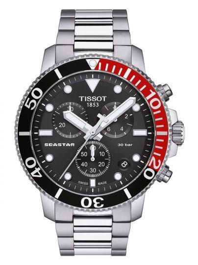 T1204171105101 - Seastar 1000 Chronograph