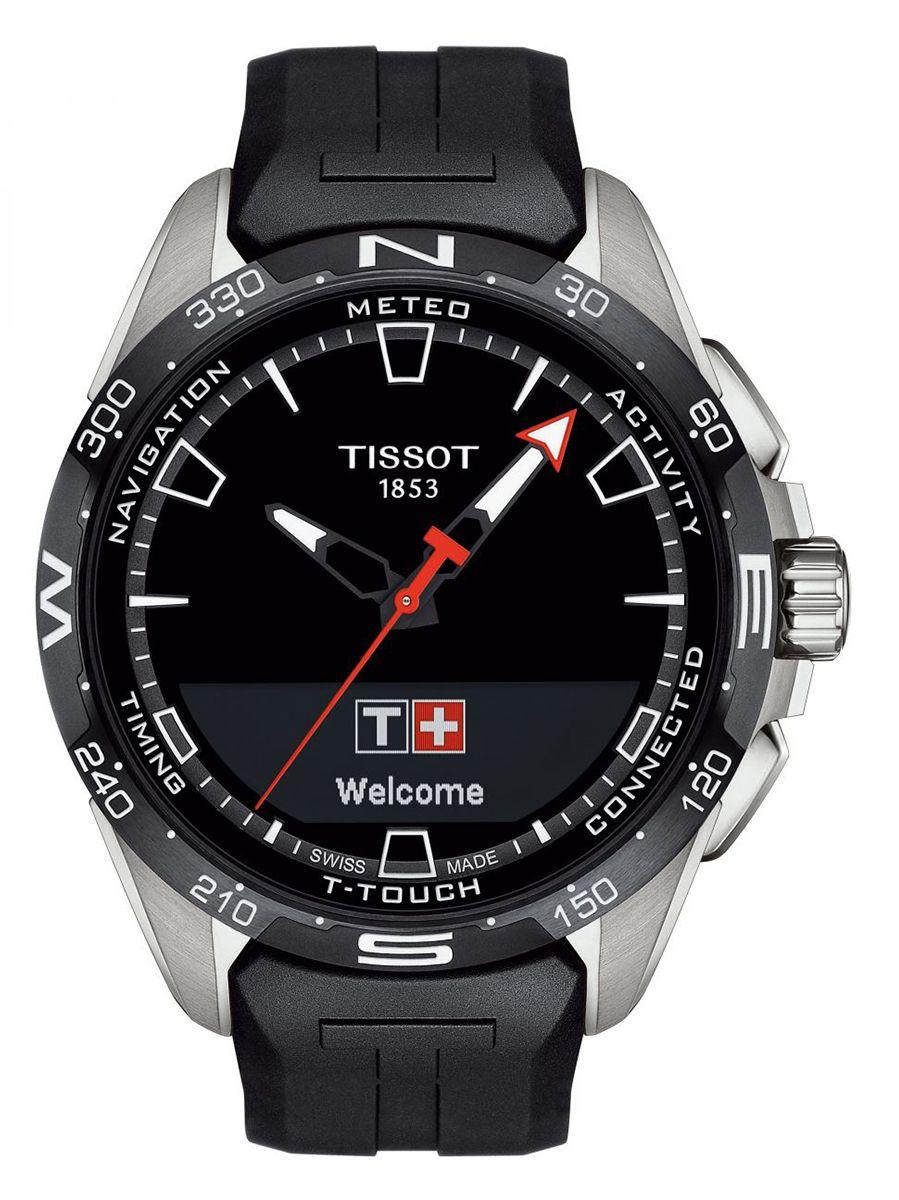 tissot ttouch connect solar titanium t1214204705100 1