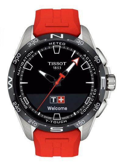 T1214204705101 - T-Touch Connect Solar Titanium