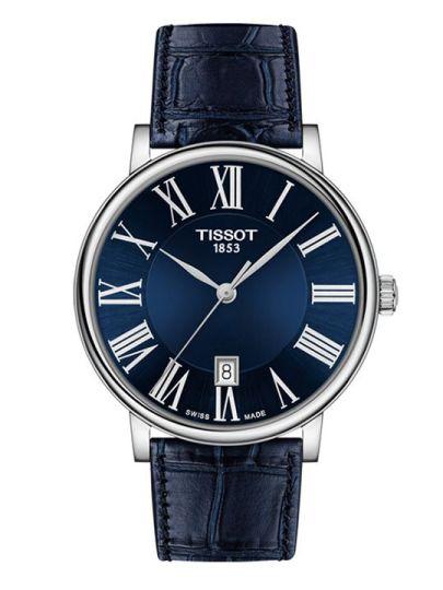 T1224101604300- T-Classic Carson Premium Blauw