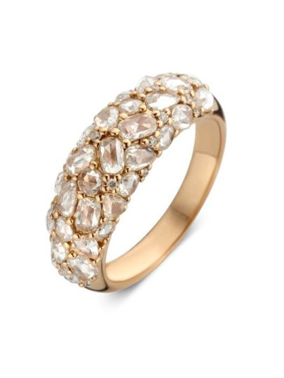 Taille Roos diamanten ring