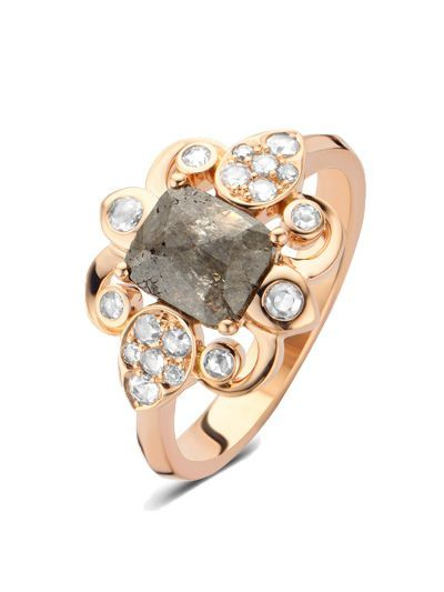 Taille Roos ring Ice Diamond