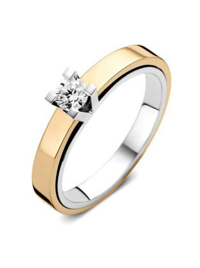 Timeless Roos solitair ring