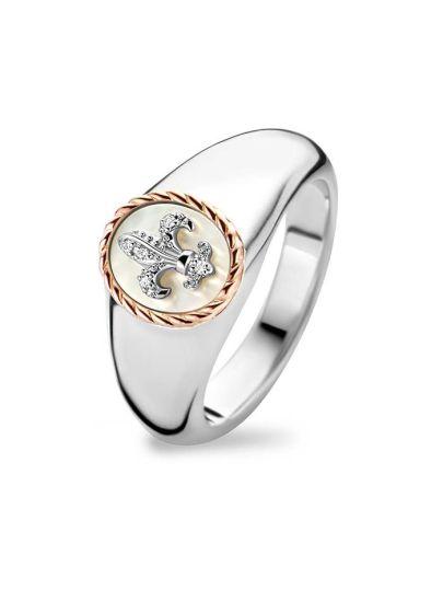 TM1106WM(2P) - Ring Fleur de lis