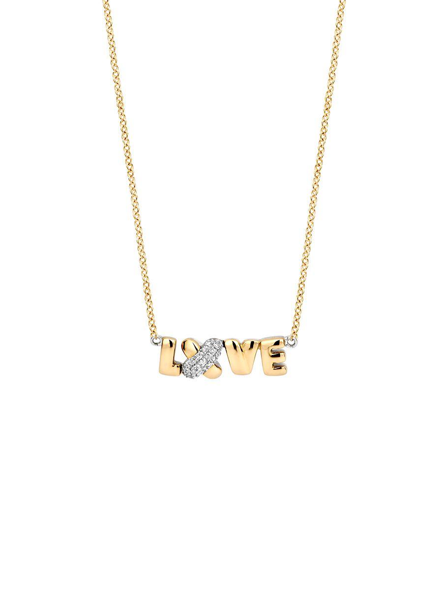 tirisi moda love collier tm3043d2t