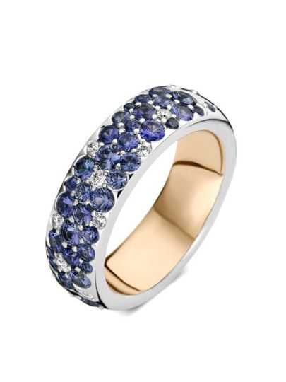 Typical Roos saffier ring