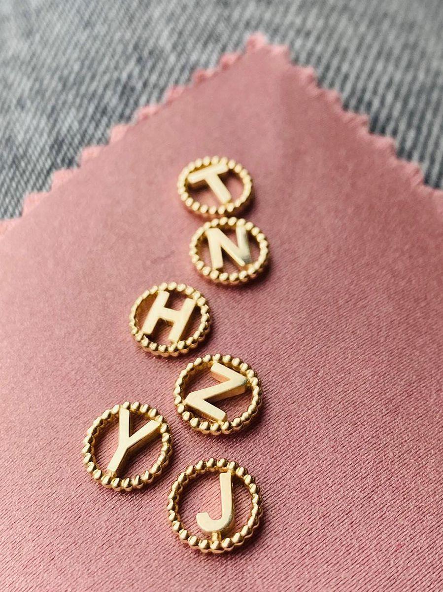 just franky vintage bracelet letter cord 3
