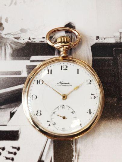 Zakhorloge Alpina Union Horlogere